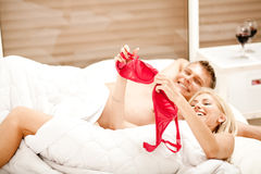 Free Bedroom Games Stock Photography - 11116592