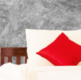 Bedroom for holiday Stock Image