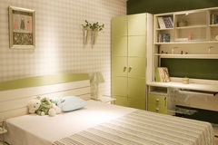 Bedroom home Royalty Free Stock Photo