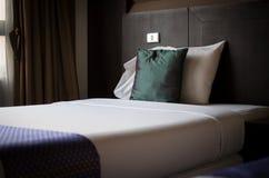 Bedroom, home interior. Stock Photo