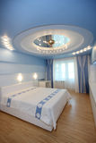 Bedroom in hotel Stock Photography