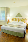 Bedroom in hotel Royalty Free Stock Photography