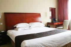 bedroom hotel Στοκ εικόνες με δικαίωμα ελεύθερης χρήσης