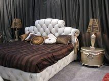 Bedroom interior Stock Photography