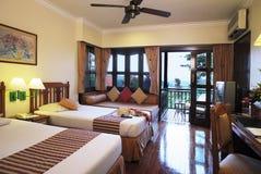 Bedroom interior stock photos