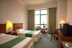 Bedroom interior Stock Image