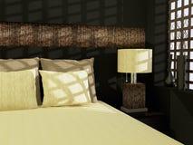 Bedroom interior design. Stock Photo