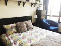 Bedroom interior Stock Images