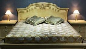 Bedroom interior design Royalty Free Stock Photo