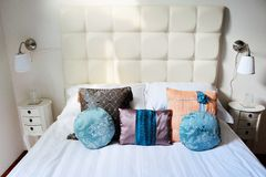 Bedroom interior Stock Photography