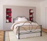 Bedroom interior. Stock Photography