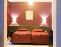 Bedroom interior suite Tunis Tunisia Africa Stock Photography