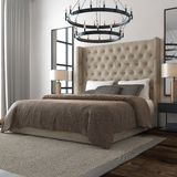 Bedroom Interior Stock Images