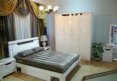 bedroom luxury Στοκ φωτογραφίες με δικαίωμα ελεύθερης χρήσης