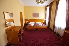 Bedroom of luxury hotel suite Royalty Free Stock Image