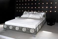 Bedroom reflectors angle royalty free stock photos