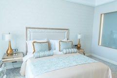 Bedroom room in modern style Stock Photo