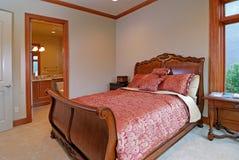 Bedroom series Royalty Free Stock Photo