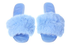 Bedroom Slippers Royalty Free Stock Photo
