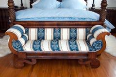 Bedroom sofa Royalty Free Stock Photo