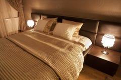 Bedroom suite Stock Photos