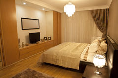 Bedroom suite Stock Image