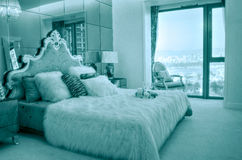 Bedroom Suite Royalty Free Stock Photos