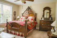 Bedroom Suite Royalty Free Stock Photo