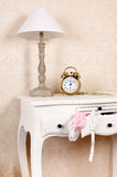 Bedroom table Royalty Free Stock Photo