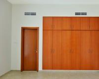 Bedroom wardrobe Stock Image