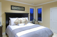 bedroom2客户 免版税图库摄影
