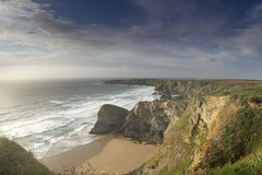 Bedruthan Royalty Free Stock Photo