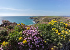 Bedruthan Royalty Free Stock Photography