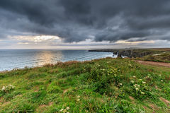 Bedruthan steps Stock Images