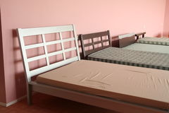 Beds Stock Photography