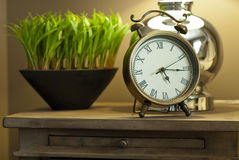 Bedside Details Royalty Free Stock Photo
