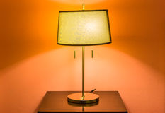 Bedside lamps Royalty Free Stock Image