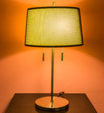 Bedside lamps Royalty Free Stock Photo