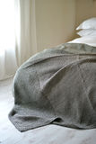Bedspread Stock Photography
