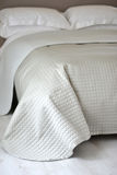 Bedspread Royalty Free Stock Photo