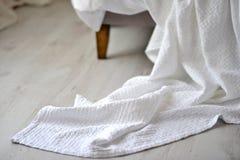 Bedspread Stock Image