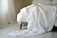 Bedspread Stock Images