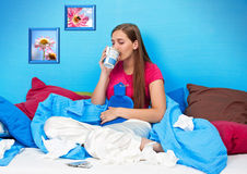 Bedtime 07 Royalty Free Stock Photos