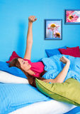 Bedtime 14 Royalty Free Stock Photography