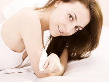 Bedtime Royalty Free Stock Photography