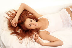 Bedtime Stock Photography