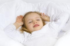 Bedtime Royalty Free Stock Photo