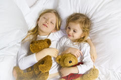 Bedtime Royalty Free Stock Photos