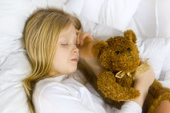 Bedtime Royalty Free Stock Images