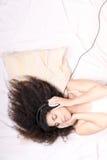 Bedtime Music Stock Image